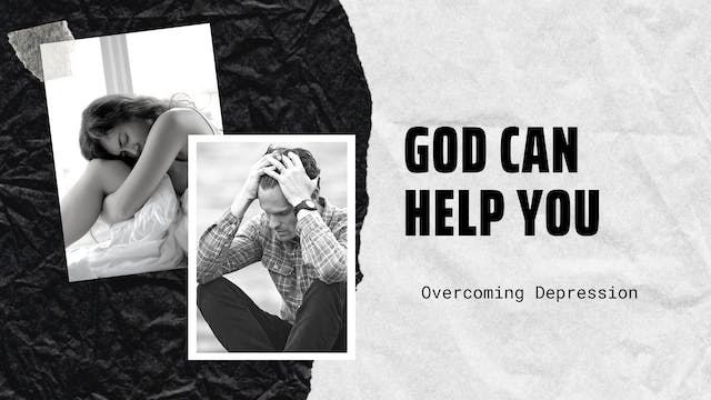 God Can Help You