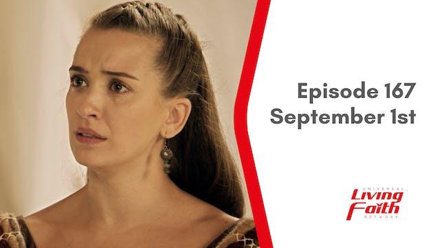 Episode 167 – September 1st