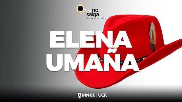 QNSCA: ELENA UMAÑA