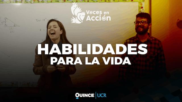 Voces en Acción: Habilidades para la vida