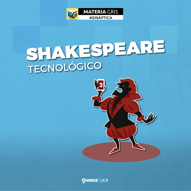 Sináptica: Shakespeare tecnlógico