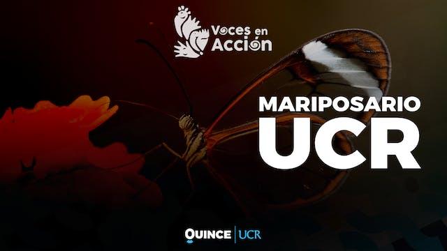 Voces en Acción: Mariposario UCR