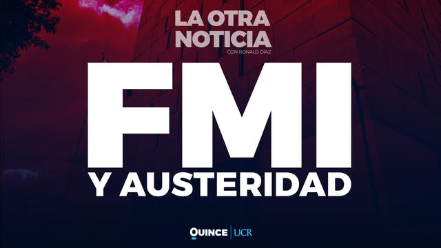 La Otra Noticia: FMI y austeridad
