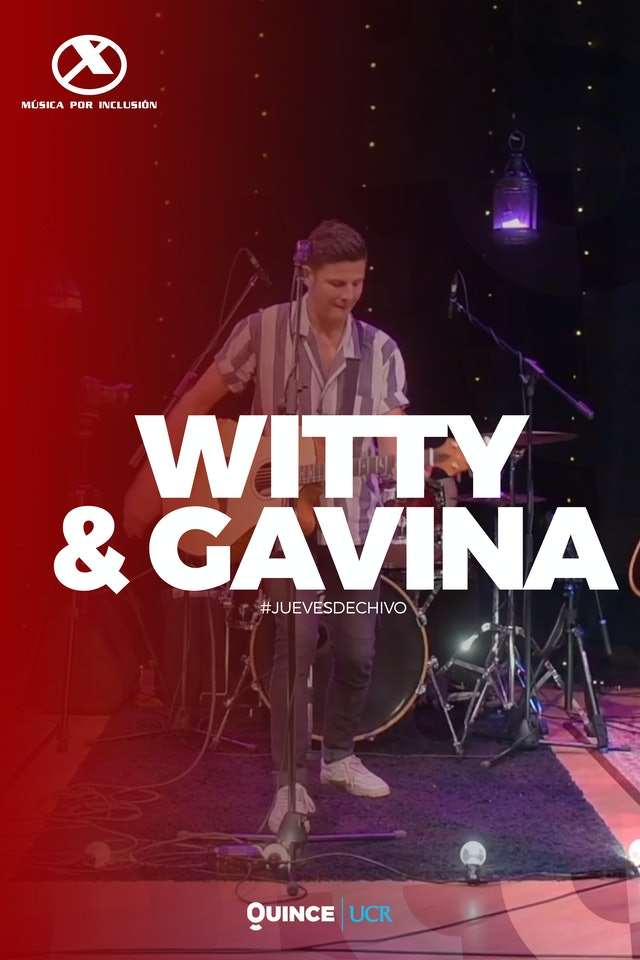 MxI: Witty & Gavina