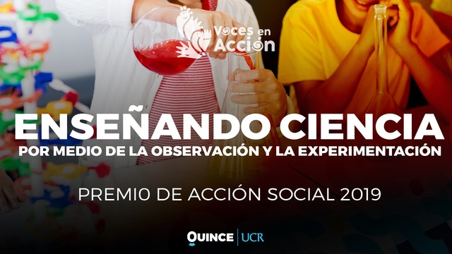 Voces en Acción: Enseñando ciencia