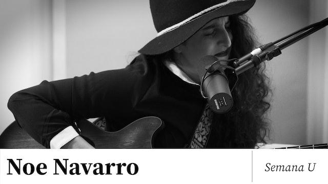 Suite Sessions: Noelia Navarro