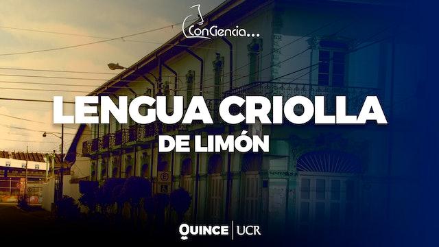 ConCiencia - Lengua criolla de Limón