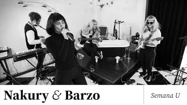 Suite Sessions: Nakury y Barzo