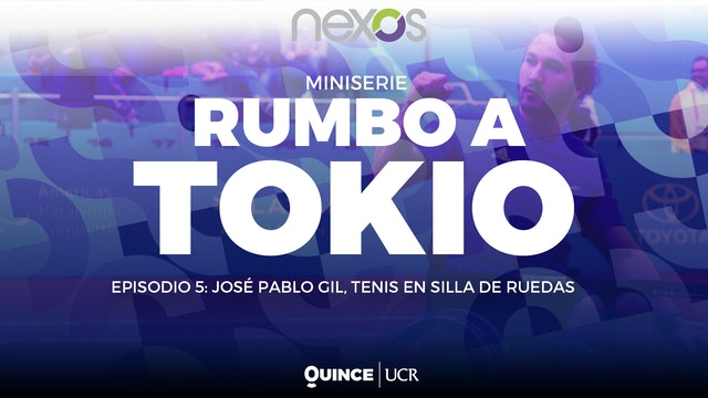 Rumbo a Tokio - Jose Pablo Gil