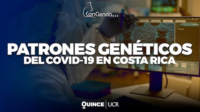 ConCiencia: Patrones genéticos del Codiv-19