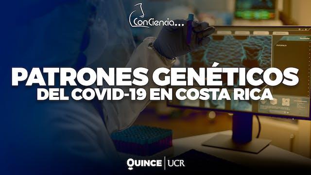 ConCiencia: Patrones genéticos del Co...