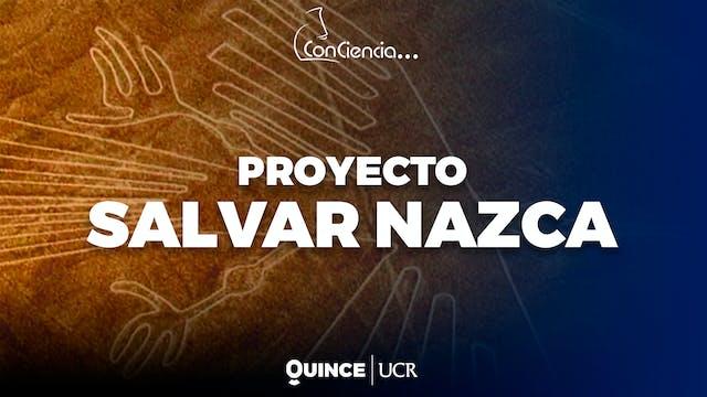 ConCiencia: Proyecto Salvar Nazca