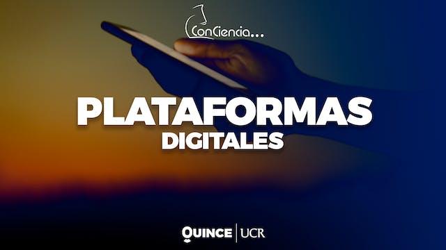 ConCiencia: plataformas digitales