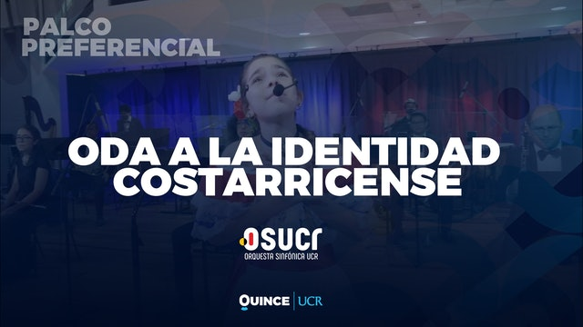 Palco Preferencial: Oda a la identidad costarricense