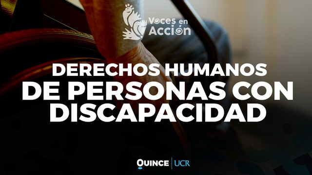 Voces en Acción: DDHH de personas con discapacidad