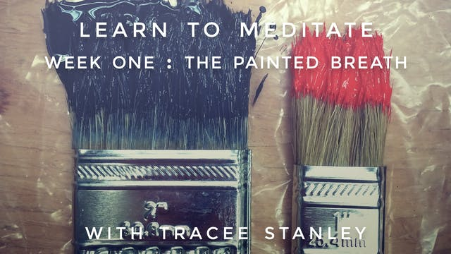 """Week 1: """"The Painted Breath"""" Learn To..."""
