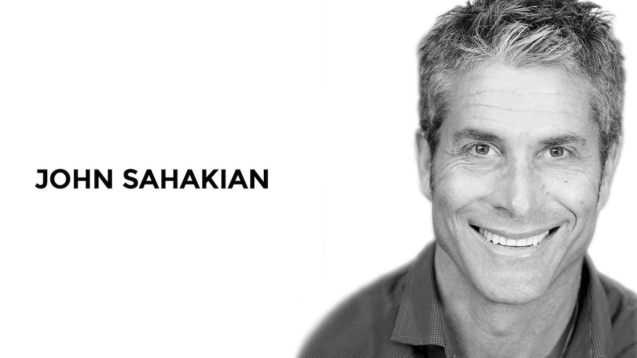 JOHN SAHAKIAN