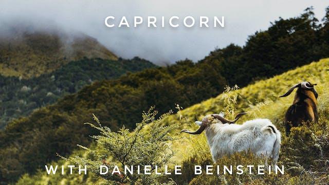 Capricorn: Danielle Beinstein