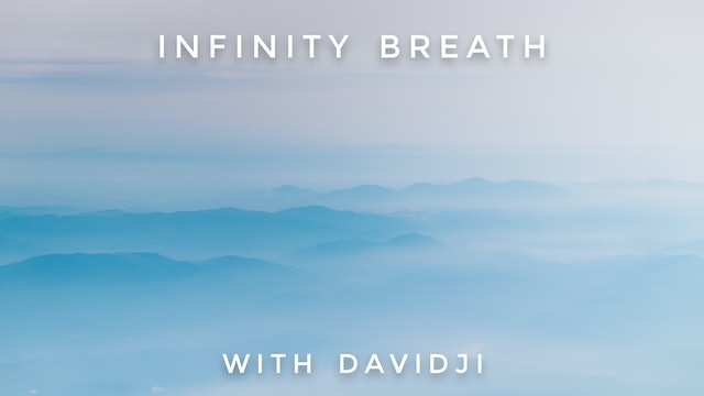 Infinity Breath: davidji