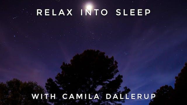 Relax Into Sleep: Camilla Sacre-Dallerup