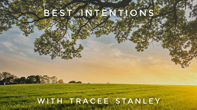 Best Intentions: Tracee Stanley