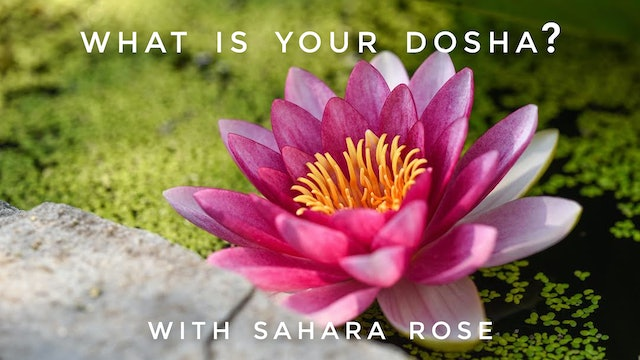 What is Your Dosha? Sahara Rose