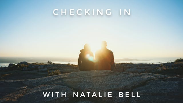 Checking In: Natalie Bell