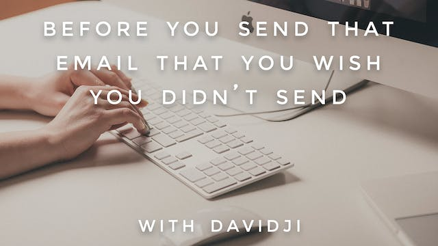 Before You Send That Email That You W...
