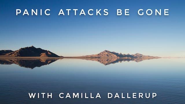 Panic Attacks Be Gone: Camilla Sacre-...