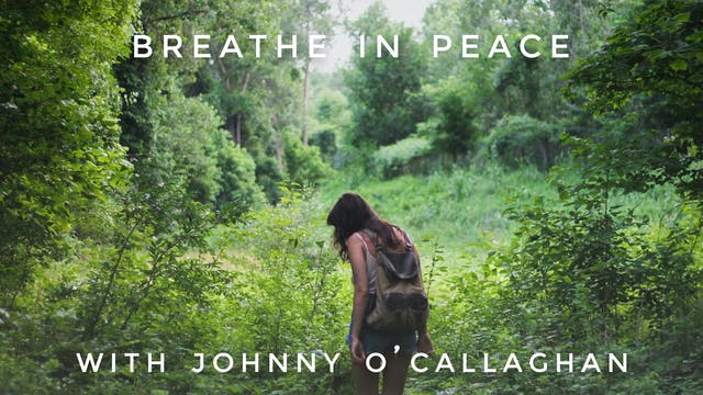 Breathe In Peace: Johnny O'Callaghan