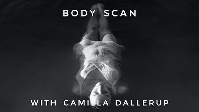Body Scan: Camilla Sacre-Dallerup
