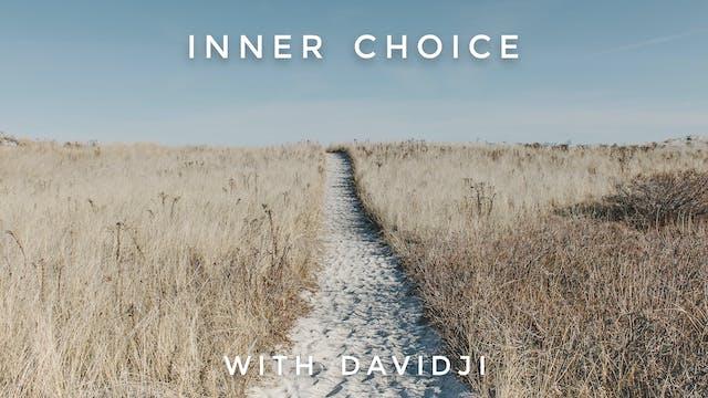 Inner Choice: davidji