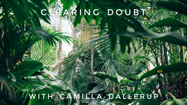 Clearing Doubt: Camilla Sacre-Dallerup