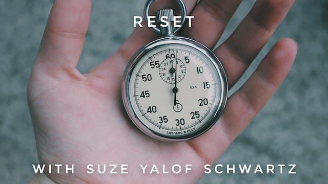 Reset: Suze Yalof Schwartz