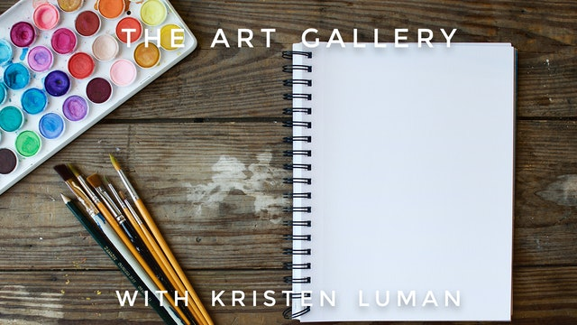 The Art Gallery: Kristen Luman