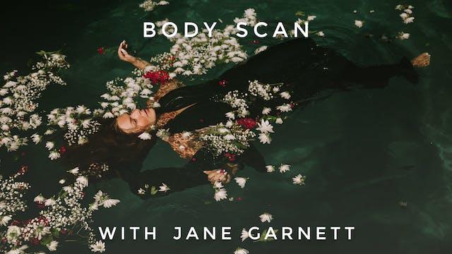 Body Scan: Jane Garnett