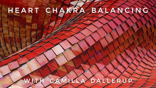 Heart Chakra: Camilla Sacre-Dallerup