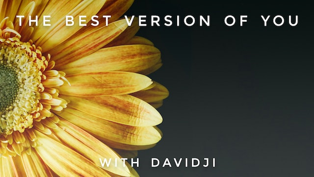 The Best Version of You: davidji