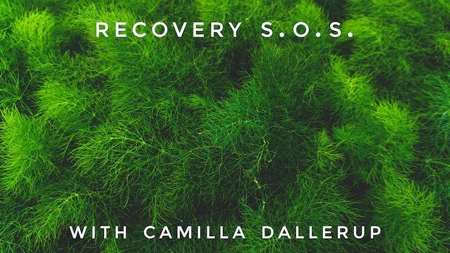 Recovery S.O.S.: Camilla Sacre-Dallerup