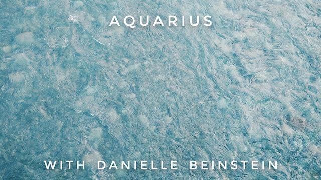 Aquarius: Danielle Beinstein