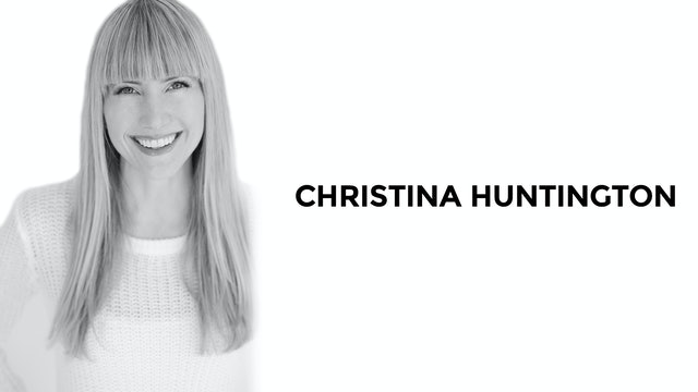 CHRISTINA HUNTINGTON