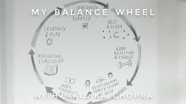 My Balance Wheel: Mallika Chopra