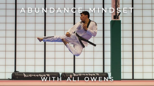 Abundance Mindset: Ali Owens