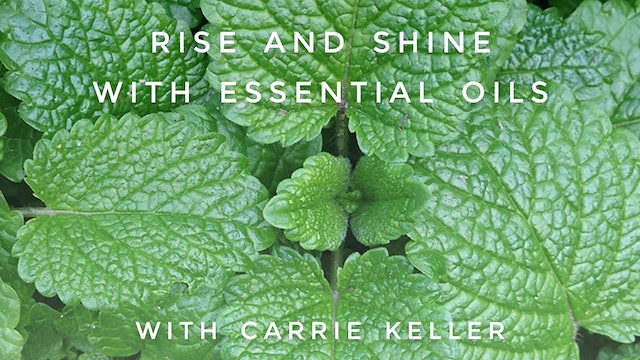 Rise And Shine: Carrie Keller