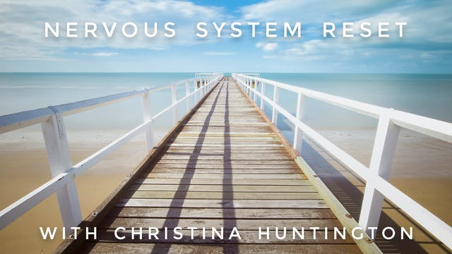 Nervous System Reset: Christina Hunti...