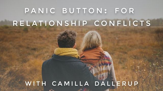 For Relationship Conflicts: Camilla Sacre-Dallerup
