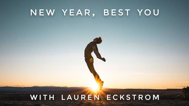 New Year, Best You: Lauren Eckstrom