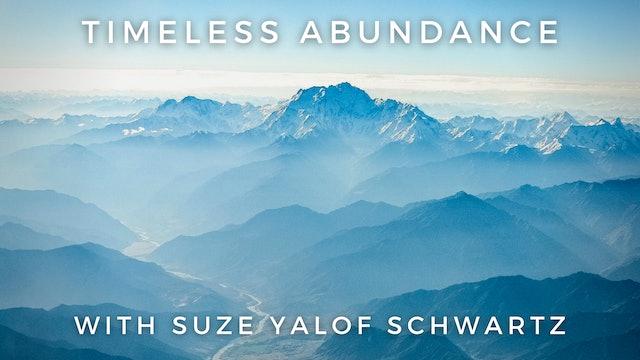 Timeless Abundance: Suze Yalof Schwartz