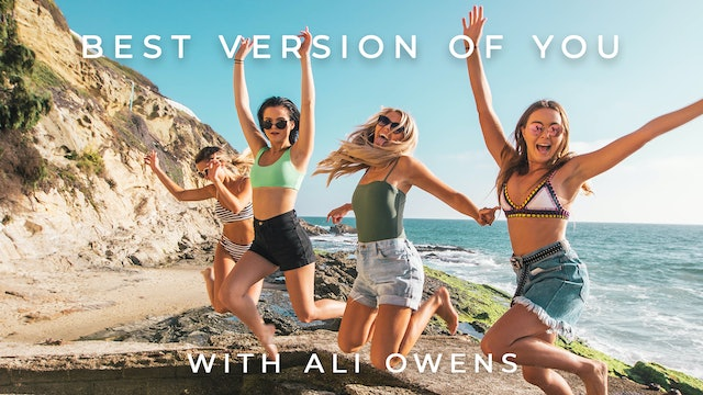 Best Version of You: Ali Owens