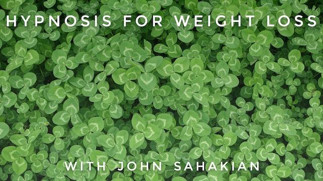 Hypnosis For Weight Loss: John Sahakian